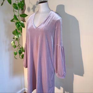 ♡ Velvet Madewell dress ♡